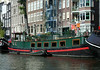 Canal Houseboats - Amsterdam