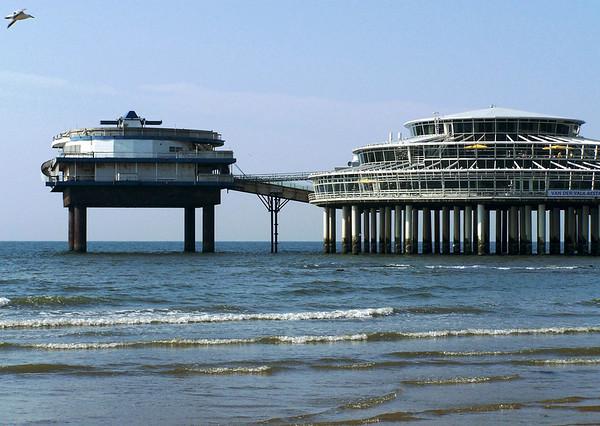 Scheveningen Pier complex - South Holland province