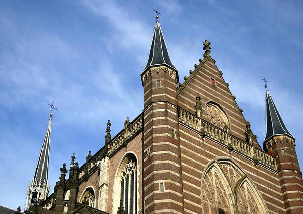 Westworks or Narthex of the Nieuwe Kerk (New Church) - Amsterdam