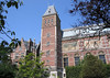 Rijksmuseum (State Museum) - this 19th century gothic and renaissance building is located at the tri-confluence of three districts: Grachtegordel (Canal Ring), South, and West - Amsterdam