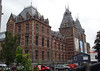 Rijksmuseum (State Museum) - a Dutch national museum, constructed from 1876-1885, it is a combination of gothic and renaissance elements - Amsterdam