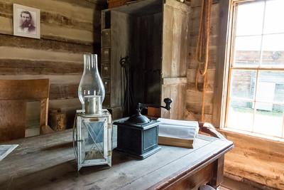 Lantern, cabin Interior