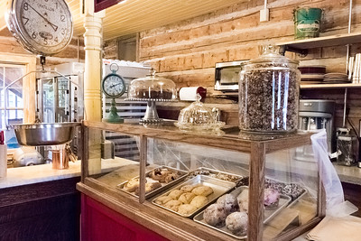 Baked goods at the Star Bakery, Nevada City