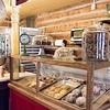 Baked goods at the Star Bakery, Nevada City