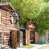 Blacksmith shop and Fire station (exterior)