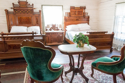 Victorian Suite, Nevada City Hotel