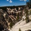 That's a deep canyon