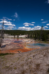 Scenic-Yellowstone-National-Park-Wyoming-geyser-Firehole-Lake-Drive-(c)-Bolio-Photography