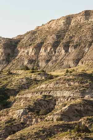 Layers of the Badlands