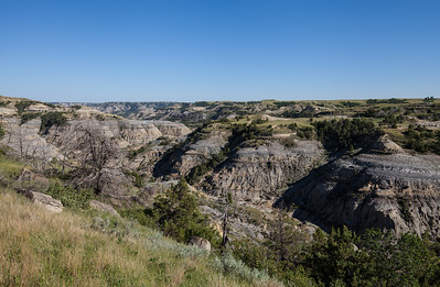 Scenic-of-the-badlands-Theodore-Roosevelt-National-Park-North-Dakota-(c)-Bolio-Photography