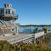 Decorative Lighthouse in Bernard, Maine