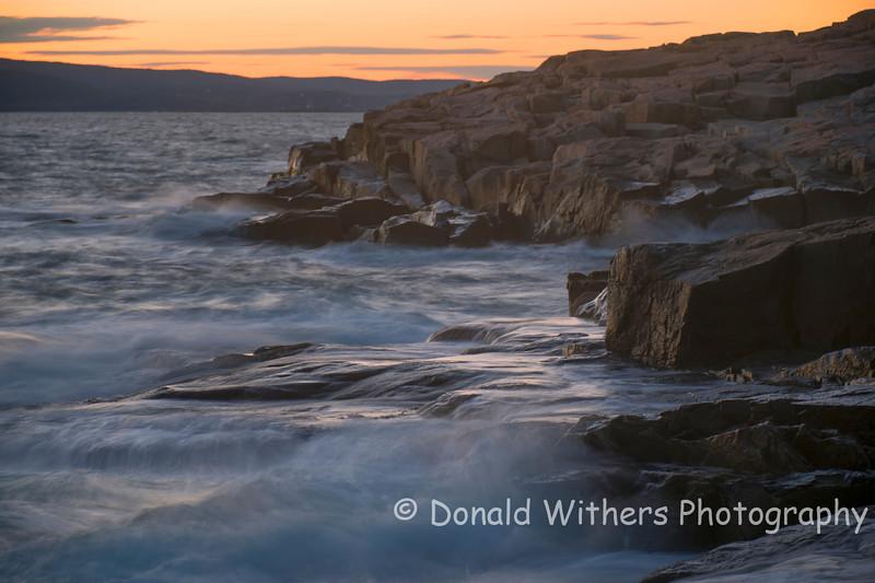 Sunset | Acadia National Park