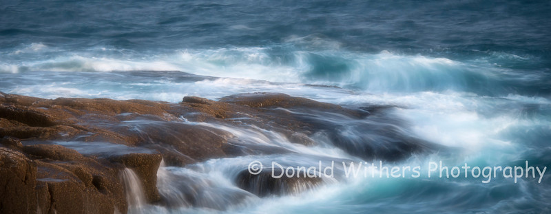 Milky Wave| Acadia National Park