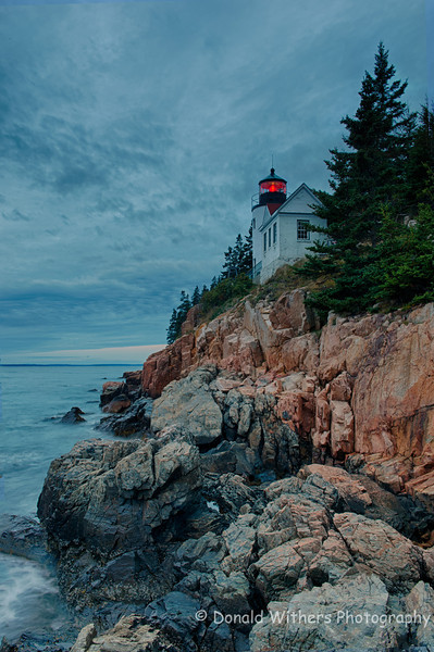 Bass Harbor Light | Acadia National Park