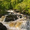 River Feugh Falls.