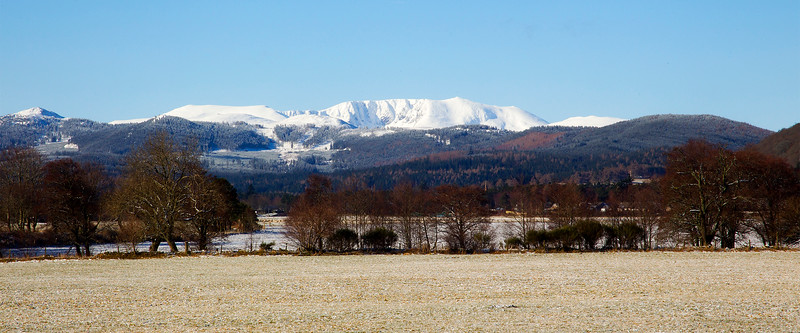 The Mountain Of Lochnagar. Aberdeenshire.