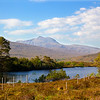 A Lochan with the Mountain of Culmor
