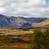 Black mount Range  near Glencoe. Scotland.
