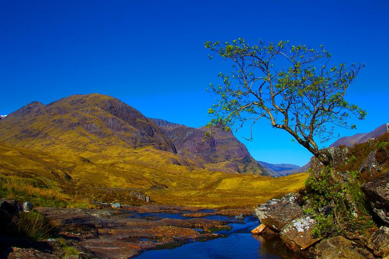 Beautiful Glencoe. Scotland.