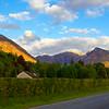 Pic. taken from the Village of Glencoe.