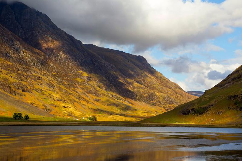 Aonach Eagach Ridge Glencoe Scotland