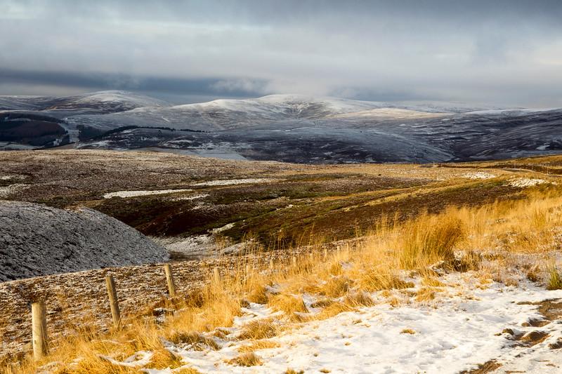 The Gairn, Aberdeenshire.