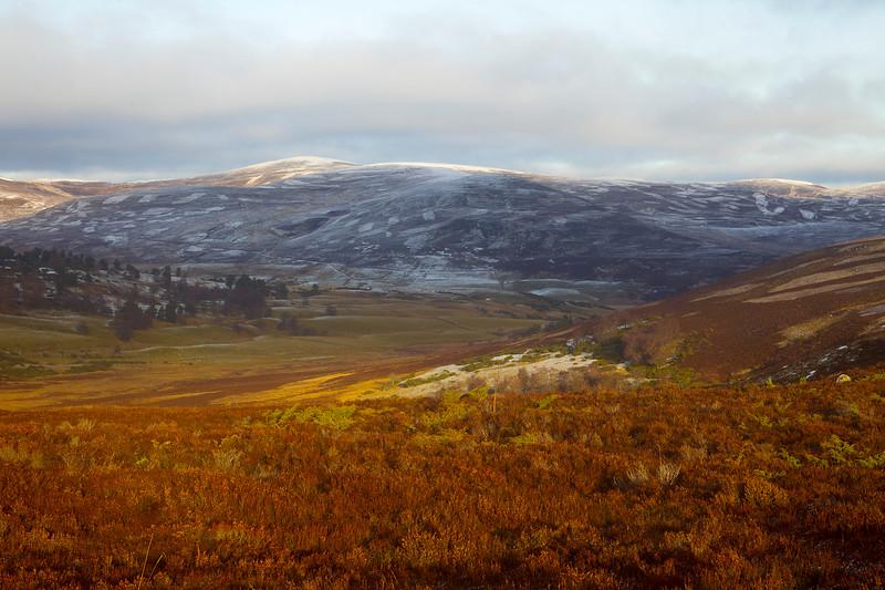 The Gairn Aberdeenshire.