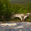 Invercauld Bridge. Aberdeenshire.