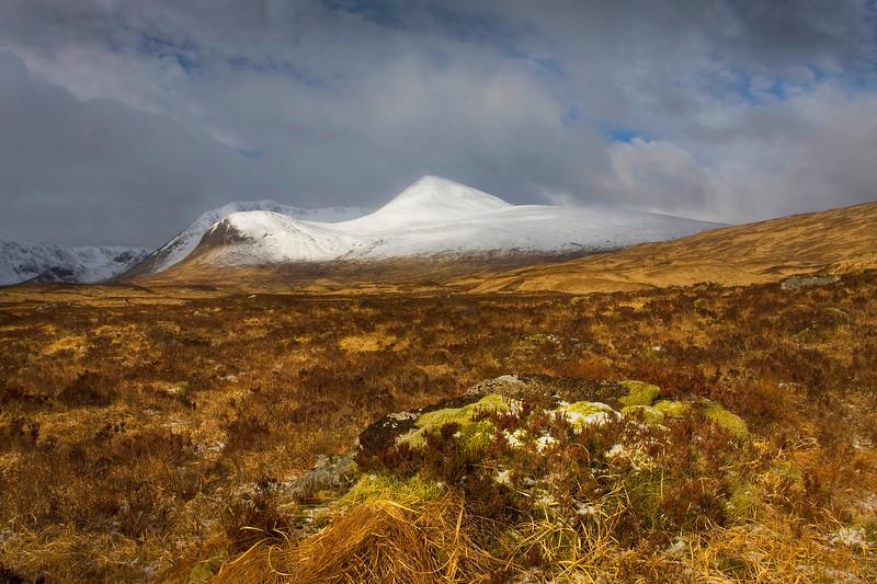 Black Mount Glencoe Scotland.