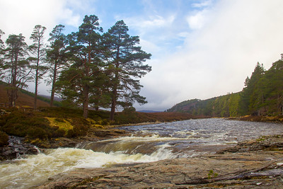 Linn of Dee Braemar.