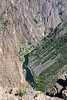 Black River runs through the Black Canyon of the Gunnison