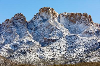 Pusch Ridge Snow