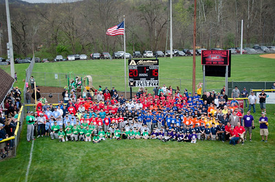 Ringwood Little League Opening Day - 2016