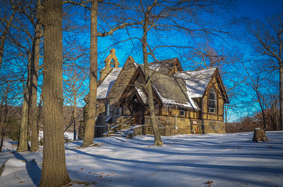 St. Luke's Church - Ringwood, New Jersey