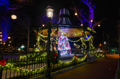Cape May Holiday Display