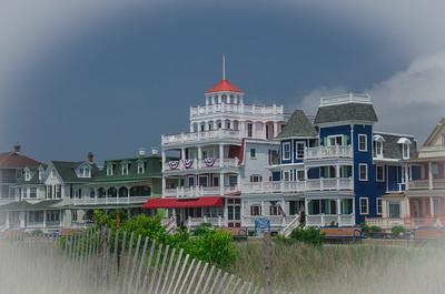 Beach Avenue - Cape May, New Jersey