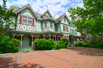 Victorian Home - Cape May, New Jersey