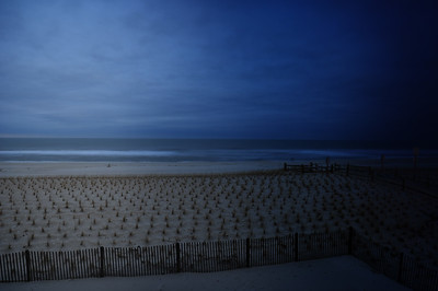 Day to Night - Long Beach Island - New Jersey