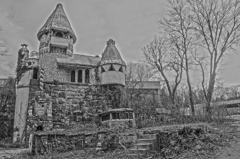 Gingerbread Castle - Hamburg, New Jersey