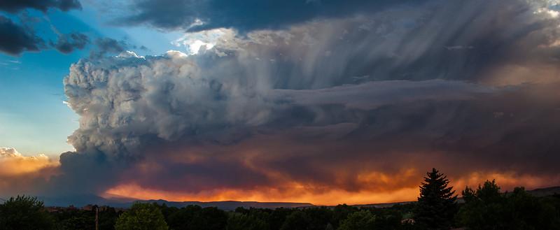 Los Alamos Sky