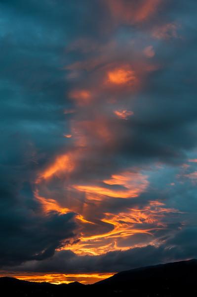 Spirit Sky, Santa Fe