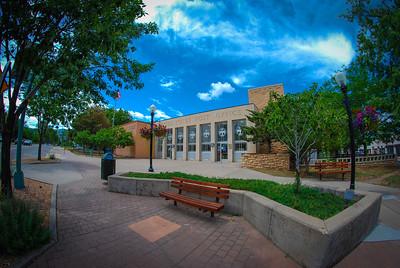 Los Alamos Post Office - Los Alamos, New Mexico
