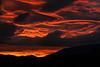 Fiery Sunrise, Santa Fe