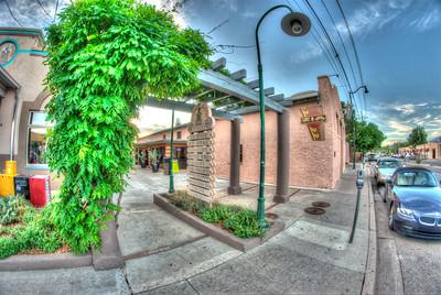 ZIa Diner - Sante Fe, New Mexico