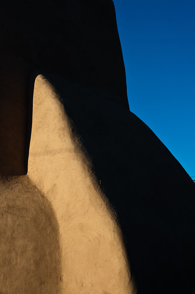 St. Francis de Asis Buttress, Taos