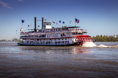 Natchez Paddlewheeler, March 2019-3
