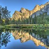 Reflections of Cathedral Rocks
