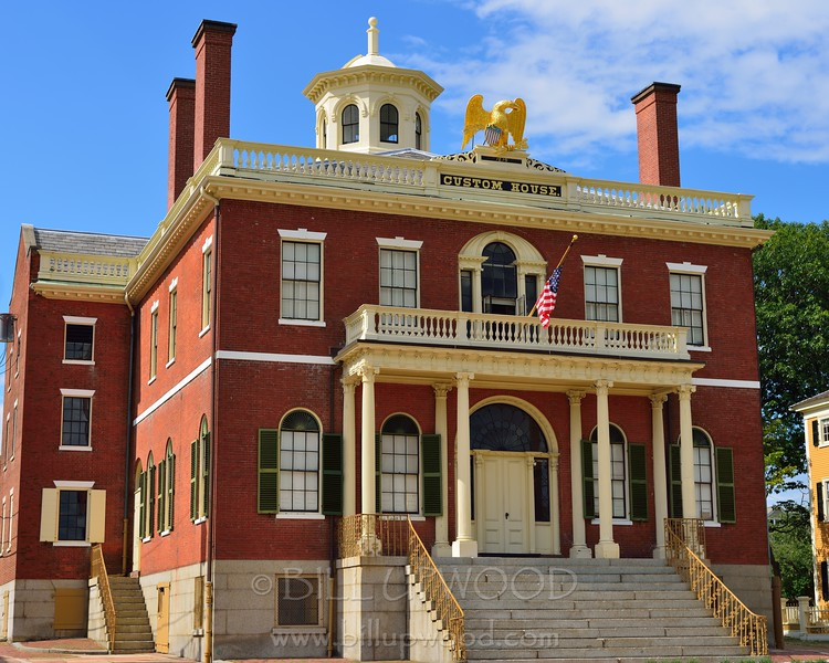 Salem Custom House