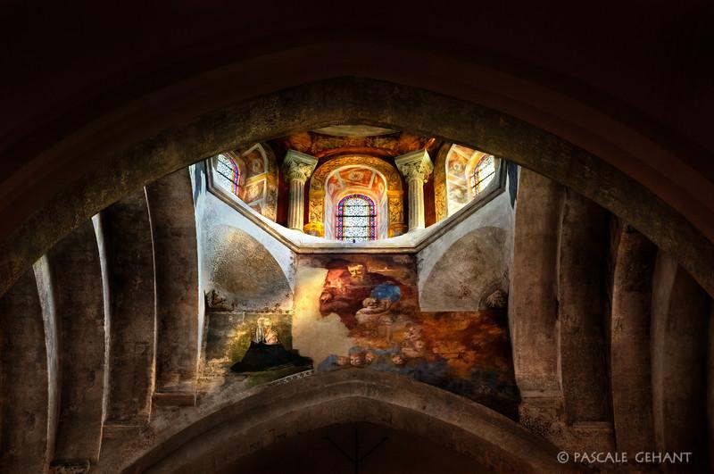 Notre Dame des Doms- Cupola 2