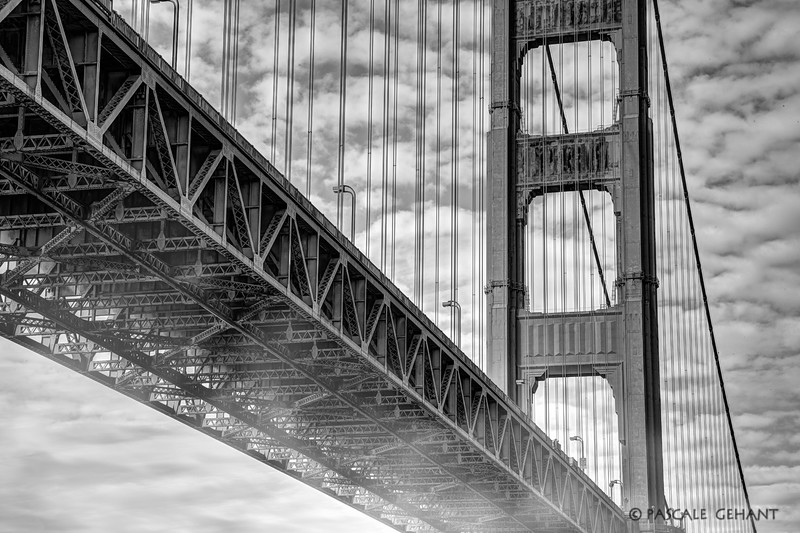 The breeze under the bridge